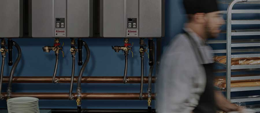 Commercial Tankless Water Heaters
