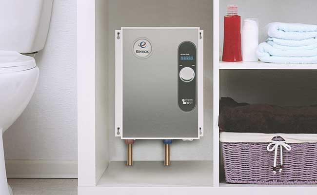 Eemax EEM24018 Electric Tankless Water Heater featured 1