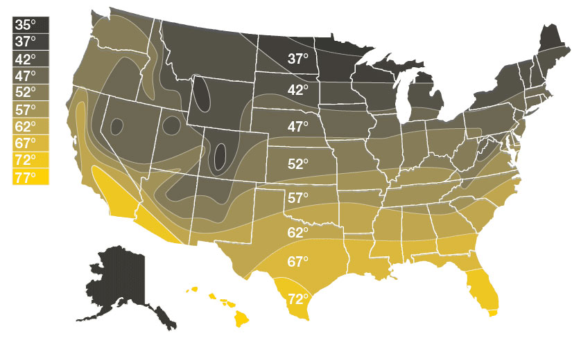 us-groundwater-temperature