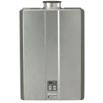 Rinnai RU98IP Ultra-NOx Condensing Tankless Propane Water Heater