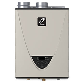 Takagi T-H3-DV-N Condensing High-Efficiency Tankless Water Heater