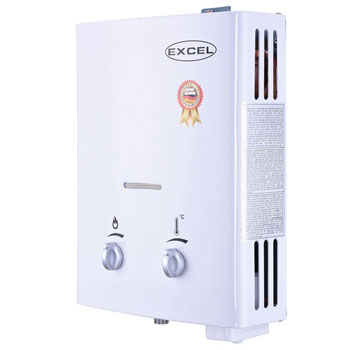 Excel TANKLESS LPG GAS WATER HEATER